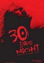 30 Gün Gece full hd izle