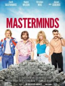 Aptallar Çetesi – Masterminds hd film izle 2016