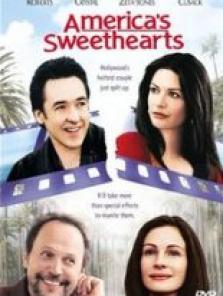 Gözde Çift – America's Sweethearts 2001 full hd izle