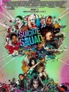 İntihat Timi – Gerçek Kötüler (Suicide Squad) full hd film izle