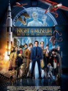 Müzede Bir Gece 2 hd film izle