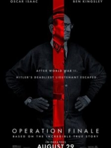 Operation Finale izle full hd