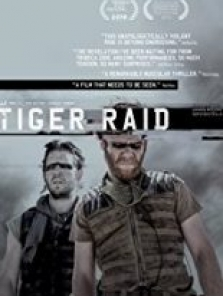 Tiger Raid 2016 full hd izle